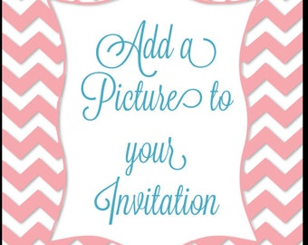 Add a Picture to Your Invitation
