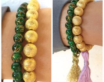 Cambo Tassel Bracelet
