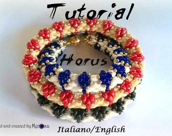 Bangle Horus (Closed and Open in Italian or in English)