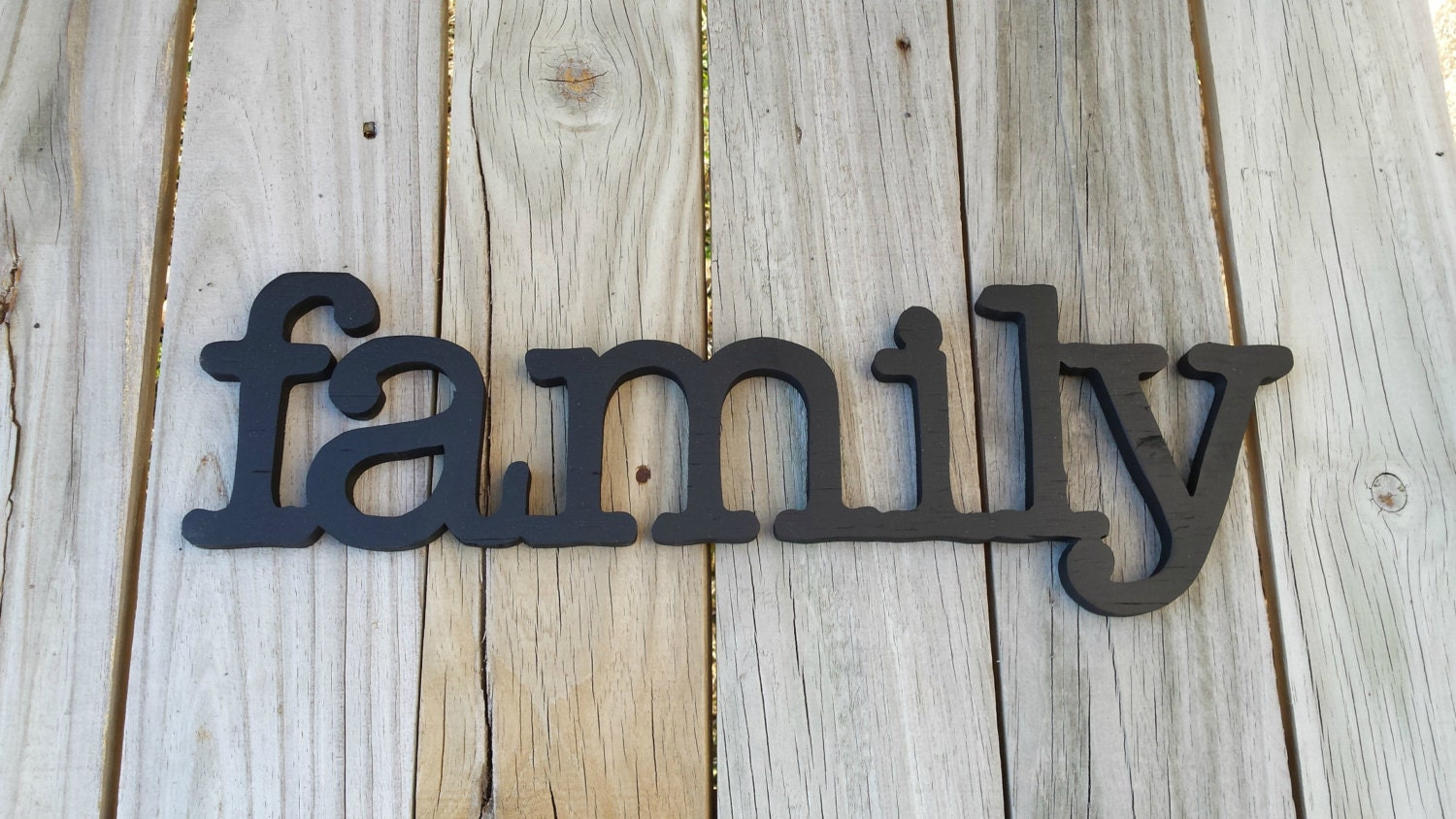 Wooden Family Sign Wall Hanging Wall Decorfree Shipping