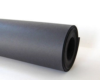 15 Feet Black Kraft Chalkboard Style Wrapping Paper Roll, Eco Friendly Gift Packaging, Gift Wrap, Gift Packaging