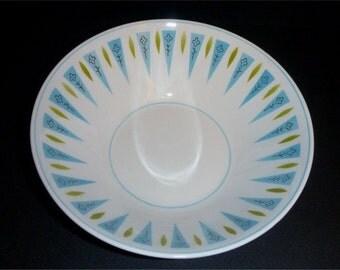 "Mikasa Cera-Stone Blue Point 6 1/2""  soup or salad bowl"
