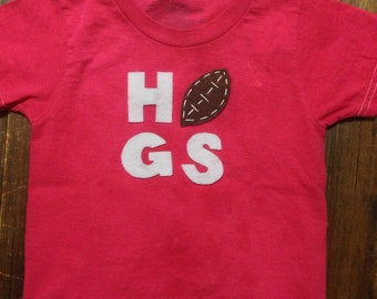 Custom hogs t-shirt