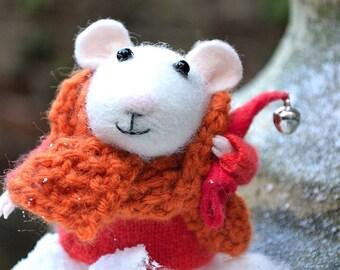 Маленькая Рождественская Мышь