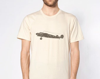 KillerBeeMoto: Lockheed Model 10 Electra Airplane Short & Long Sleeve Shirt