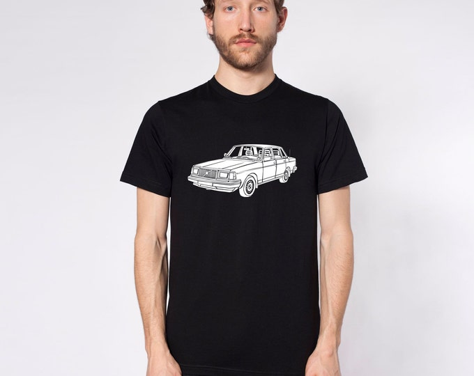 KillerBeeMoto: Limited Release Boxy Yet Safe Swedish Sedan Short & Long Sleeve Shirt
