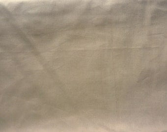 "Camel Tan Cotton Canvas Home Dec Fabric. 56"" wide and sold by the yard."