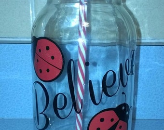 Don't see what you like? These fun drinking glasses are also made to order.