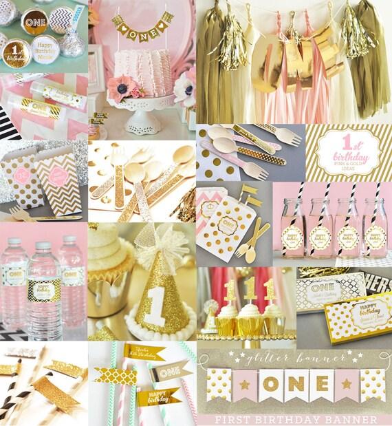 First Birthday Girl Party Ideas 1st Birthday Girl Decoration