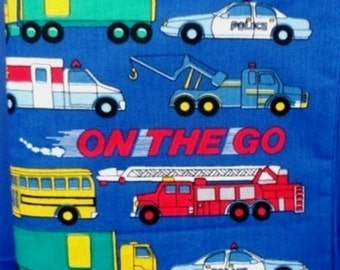 On the Go children's cloth book