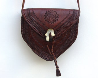 SALE : 20% Off  104 usd, Leather Tote, Leather Crossbody Bag,Leather Purse,Leather Handbag,Handmade Leather Bag,Leather Satchel ,Bone