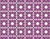 Geometric Bliss by Jeni Baker for Art Gallery Fabrics - Cuboid Orchid - Yardage (1/4 Yard Minimum)