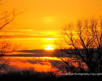 Sunset Drive Print