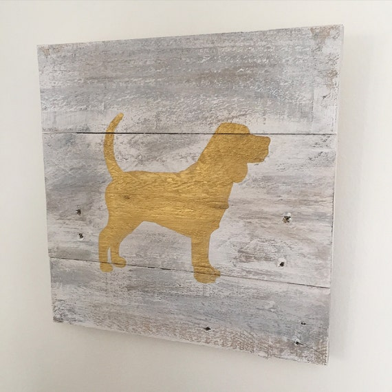 Dog Painted Wooden Sign - Choose your dog breed! Custom dog lover sign