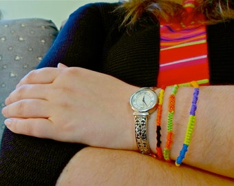 Skinny Friendship Bracelet