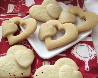 Be My Valentine Cookies - 1/2 dz
