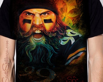 Steelers Wearable Art ( Please order a size Smaller than you actually want )