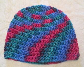 Hand Crochet Skullcap