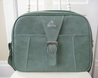 Vintage 1960's Samsonite Carry-On bag