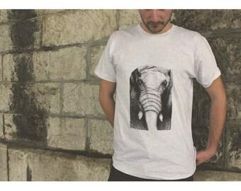 T-shirt ELEPH printing limited series