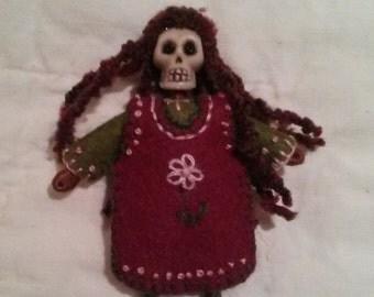 Catrina Skeleton Day of the Dead- Dia de los Muertos