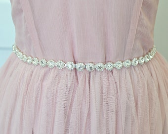 Wedding Belt, sash, JENNIFER SASH, Bridal sash, Wedding belt