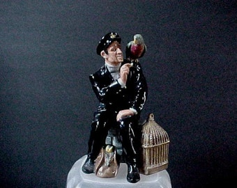 "Royal Doulton Shore Leave  HN 2254  7-1/2"" tall Mint condition, no chips, scratches, repairs or crazing"