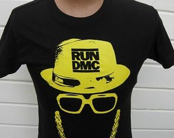 RUN DMC Shirt -- Size S