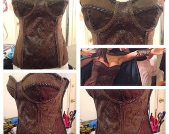 Lord of the Rings Corset