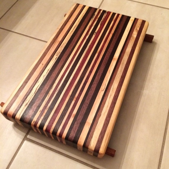 butcher block cutting board large by hfcustomwoodworks on etsy