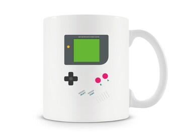 You got game boy gameboy Funny Mug - Video Game Geek Humor Christmas X-mas coffee mug cup gift present for dad