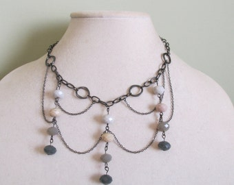 Chain Collar Necklace