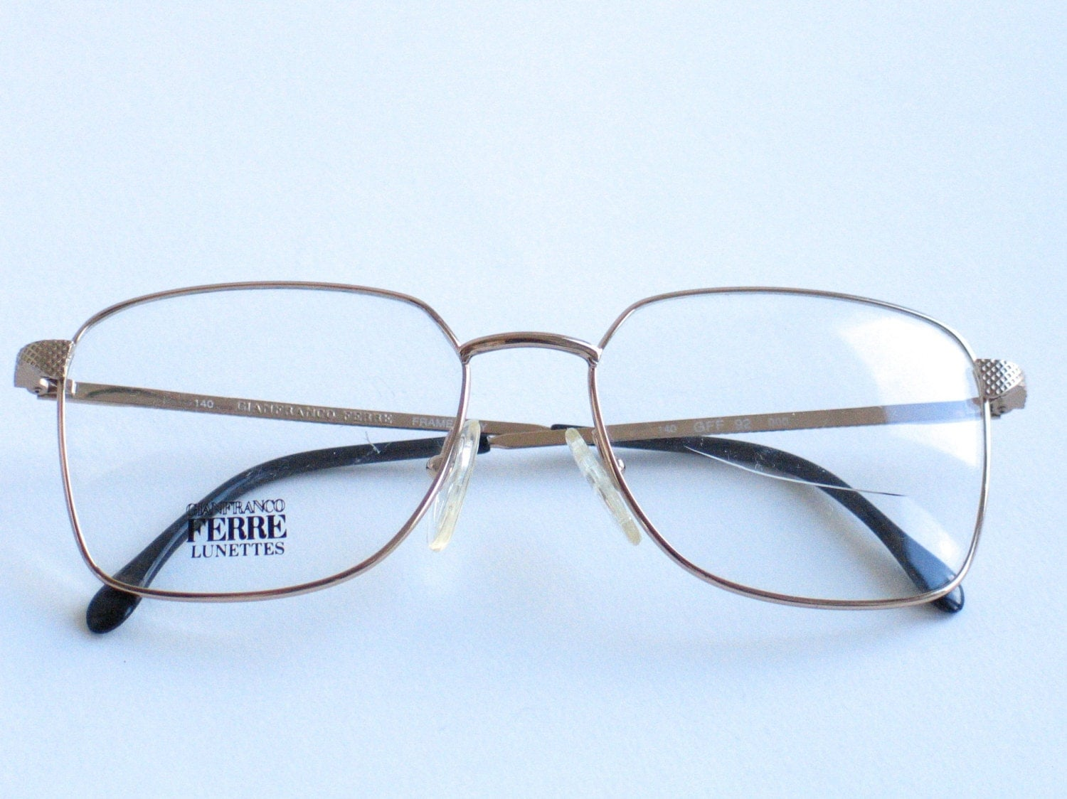 Gianfranco Ferre vintage men s eyeglasses frame. Deadstock ...