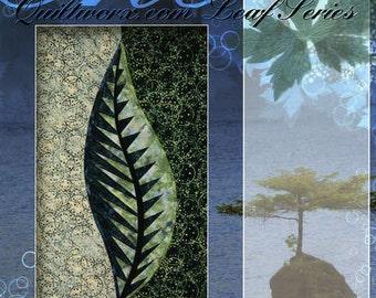 One: Quiltworx Leaf Series by Judy Niemeyer