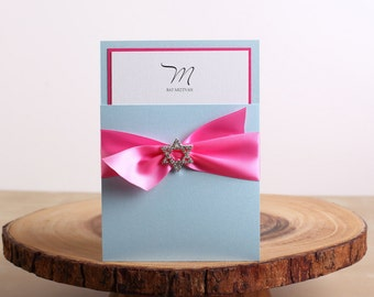 Bat Mitzvah Invitation - look 10