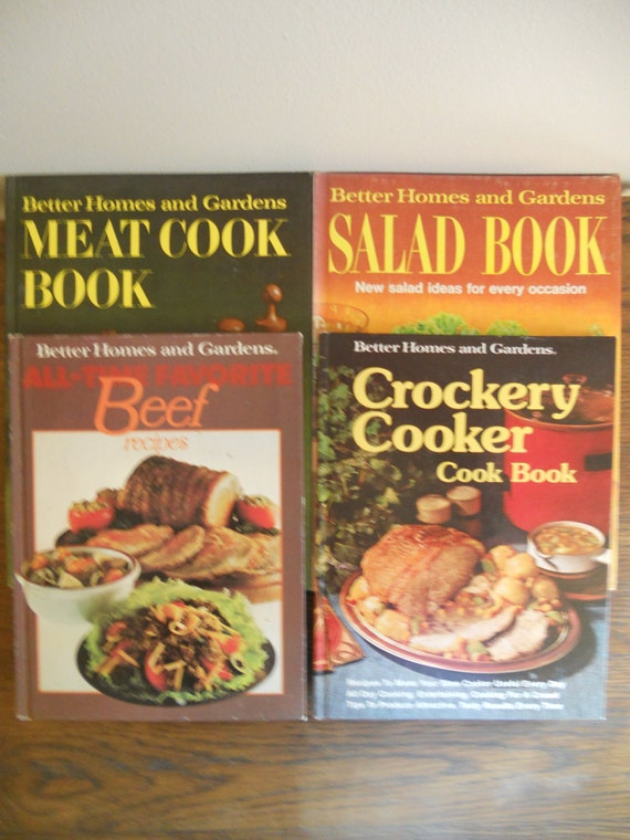 Your choice vintage better homes and gardens cookbooks - Better homes and gardens cookbook 1968 ...