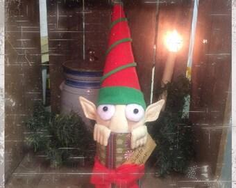 """14"""" Santa's Helper Elf Epattern"""