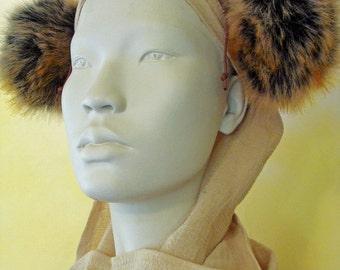 Star Wars Inspired Ewok Costume Head Scarf