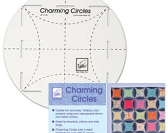 Charming Circles Rules by June Taylor