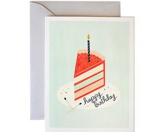 Birthday Card, Happy Birthday Card, Birthday Cake Card,  Birthday Cards, Greeting Card, Card Birthday, Cards Birthday, Birthday Card Friend