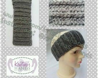 Crochet Headband Ear Warmer, Headband, Ear Warmer