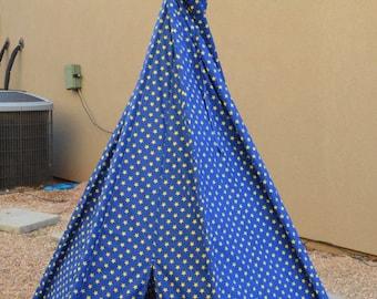 Tee Pee, Kids Tent, Wigwam, Kids, Fort