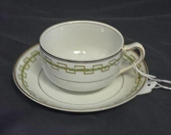 Bone China Tea Cup, Vintage Tea Cup, Porcelain Tea Cup, Johnson Bros. Tea Cup, Bone China, Tea Cup and Saucer, Cup and Saucer, White Tea Cup