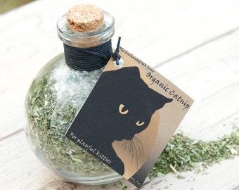 Organic Cat Nip - Felines - Familiars