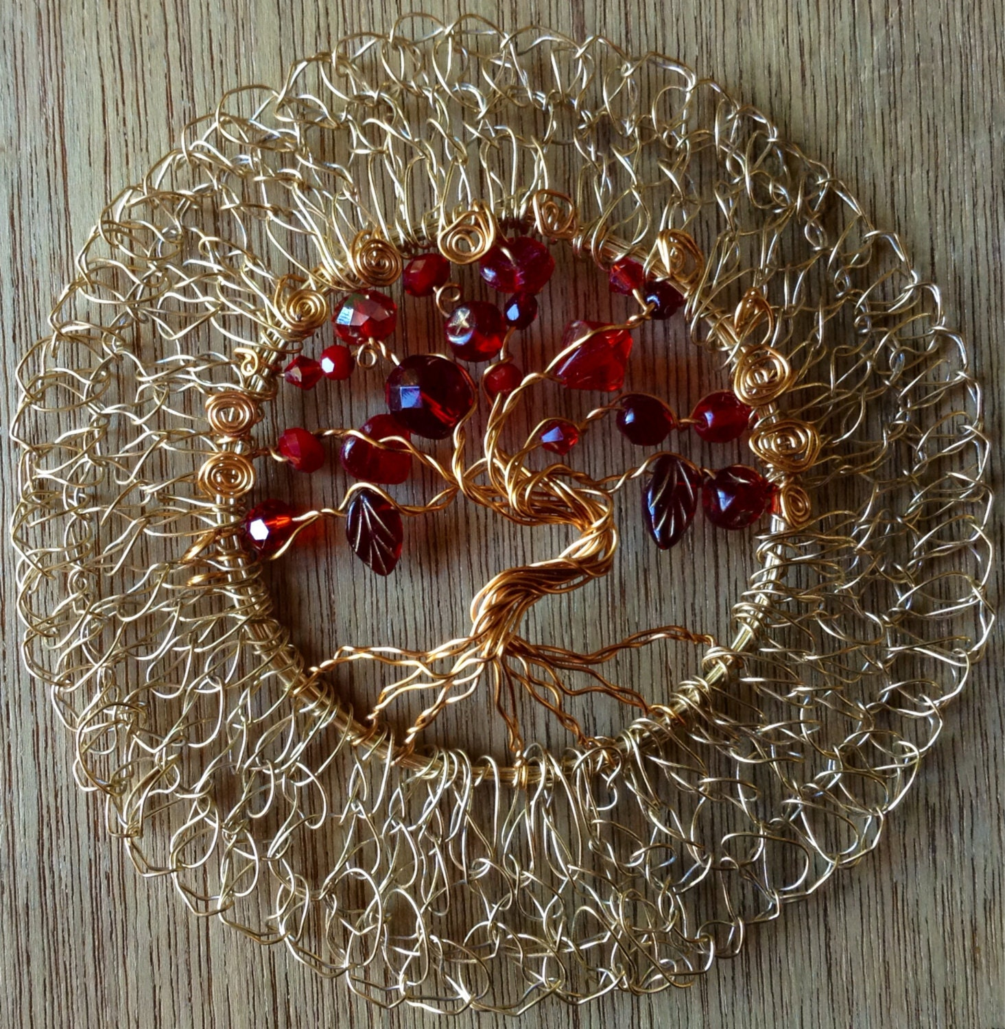 how to make a beaded kippot