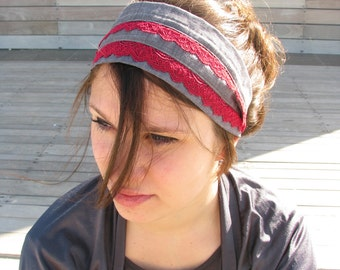 Head band, tichel, head covering, hair band