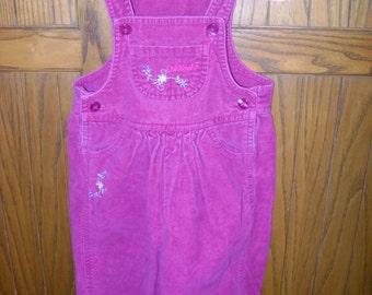 Osh Kosh Infant Girls Overalls