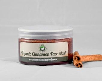 Cinnamon Facial Scrub