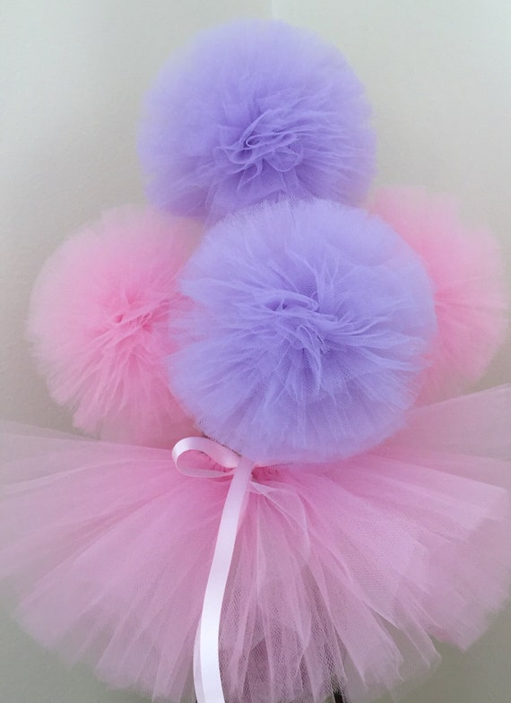 Party decoration princess party centerpiece baby shower tutu table