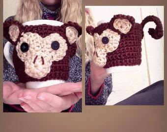 Monkey Mug Hug; comes with mug!